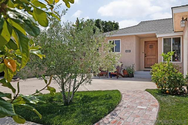 6320 49th St, San Diego, CA 92120 (#210012616) :: The Legacy Real Estate Team