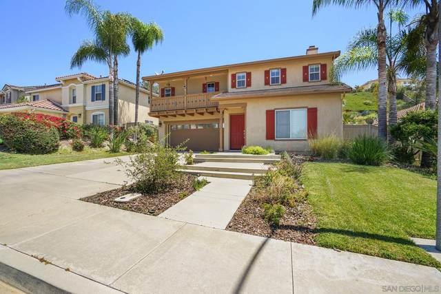 711 Via De Plata, San Marcos, CA 92069 (#210012619) :: The Legacy Real Estate Team