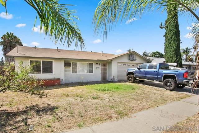 1497 Jefferson, Escondido, CA 92027 (#210012628) :: The Legacy Real Estate Team