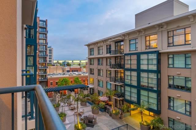 530 K St #519, San Diego, CA 92101 (#210012640) :: Neuman & Neuman Real Estate Inc.