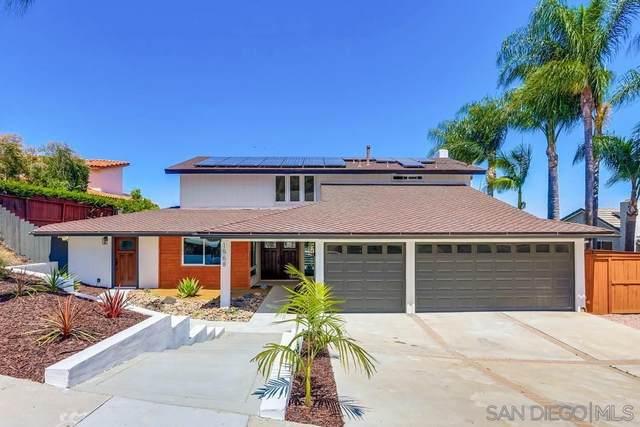 1568 Honey Hill Terrace, El Cajon, CA 92020 (#210012641) :: The Legacy Real Estate Team