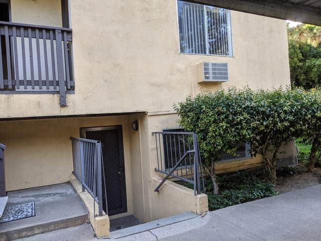 7958 #D Mission Center Court D, San Diego, CA 92108 (#210012652) :: The Stein Group