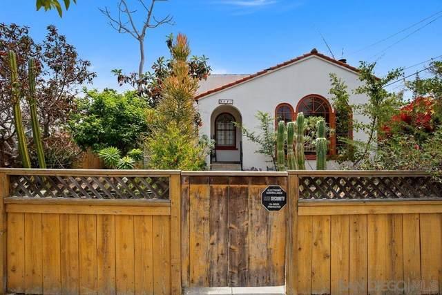 3077 Landis St, San Diego, CA 92104 (#210012663) :: The Stein Group