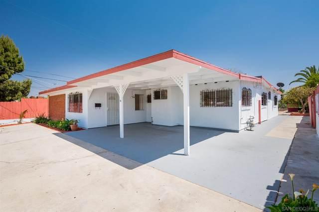 54 E Donahoe St, Chula Vista, CA 91911 (#210012666) :: The Legacy Real Estate Team