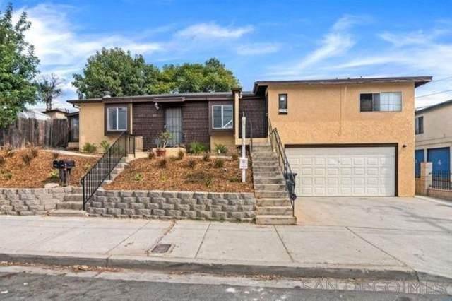 3741A & 3741B 52nd Street, San Diego, CA 92105 (#210012671) :: Neuman & Neuman Real Estate Inc.