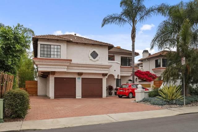 3775 Boundary St #7, San Diego, CA 92104 (#210012673) :: The Stein Group