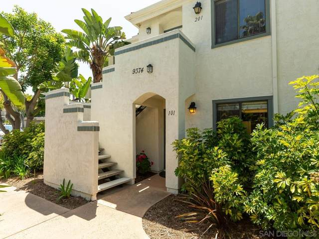 9374 Twin Trails Dr #101, San Diego, CA 92129 (#210012677) :: The Legacy Real Estate Team