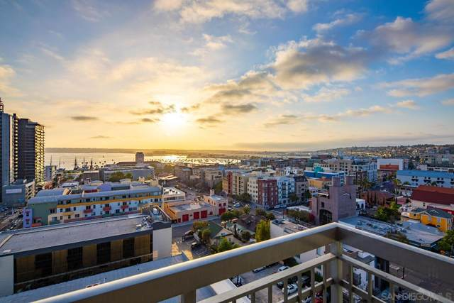 300 W Beech Street #1203, San Diego, CA 92101 (#210012694) :: The Legacy Real Estate Team