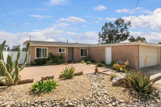2834 Monarch St., San Diego, CA 92123 (#210012702) :: The Stein Group