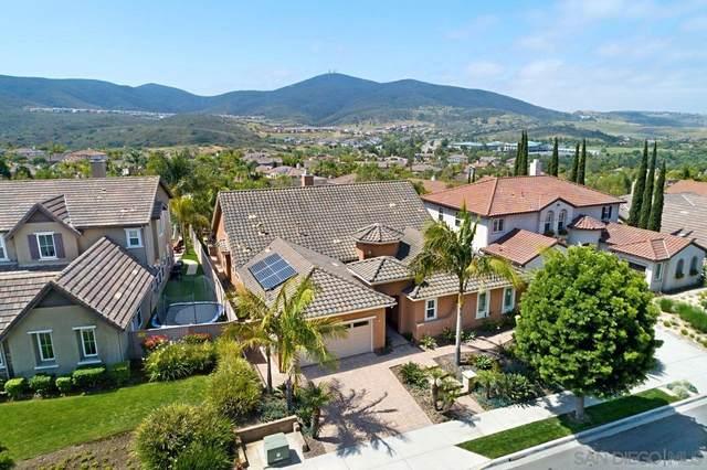 16076 Cayenne Ridge Rd, San Diego, CA 92127 (#210012709) :: The Stein Group