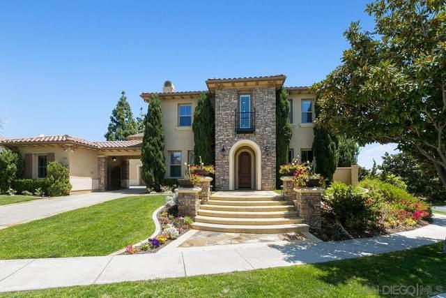 7376 Rancho Ventana Trail, San Diego, CA 92127 (#210012720) :: The Stein Group