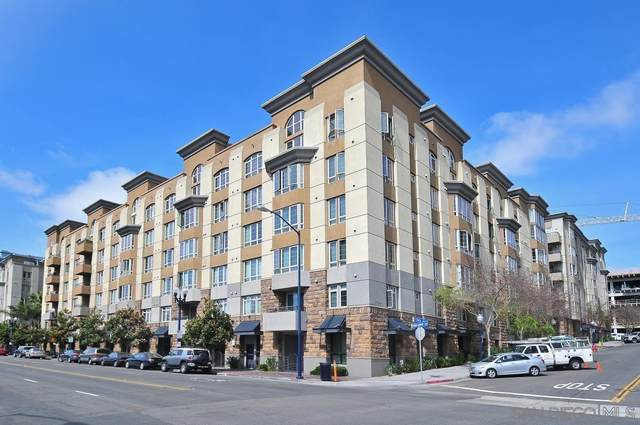 1400 Broadway #1203, San Diego, CA 92101 (#210012725) :: The Stein Group