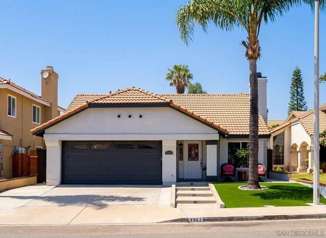 1963 Alderbrook Place, Chula Vista, CA 91913 (#210012726) :: SD Luxe Group