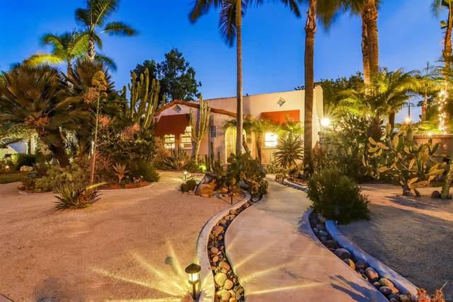 4363 Harvard Ave, La Mesa, CA 91942 (#210012732) :: The Legacy Real Estate Team
