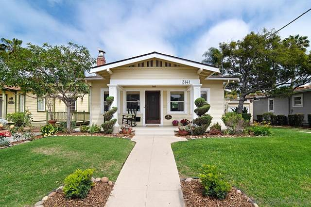 3141 Dale Street, San Diego, CA 92104 (#210012734) :: Dannecker & Associates