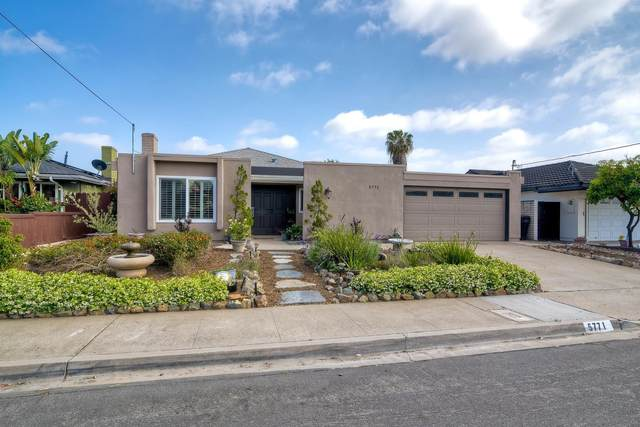 5771 Lone Star Dr, San Diego, CA 92120 (#210012755) :: The Legacy Real Estate Team