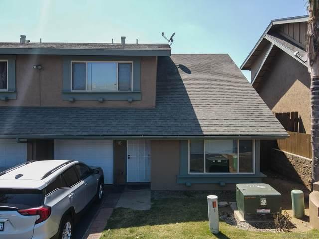 900 N N Citrus Ave #15, Vista, CA 92084 (#210012784) :: Neuman & Neuman Real Estate Inc.