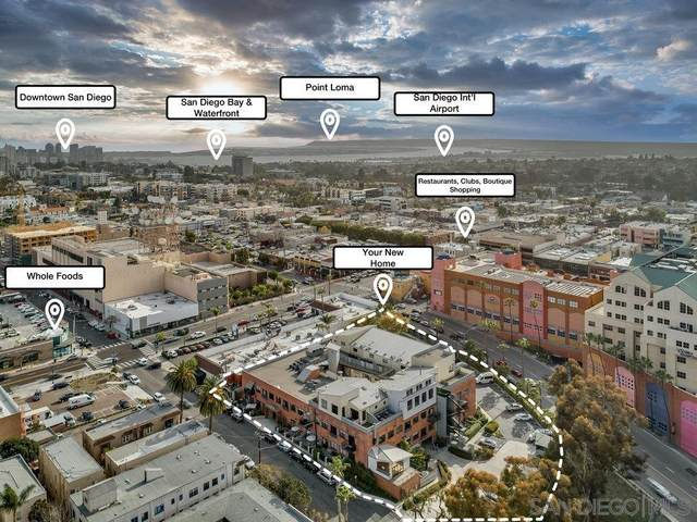 3940 7th Ave #211, San Diego, CA 92103 (#210012812) :: Dannecker & Associates