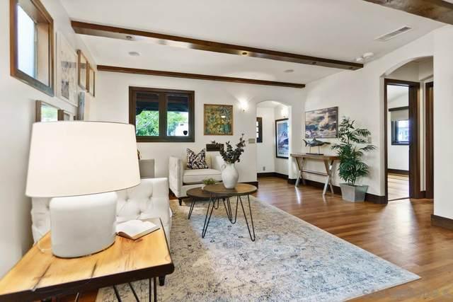 2965 Reynard, San Diego, CA 92103 (#210012813) :: The Legacy Real Estate Team