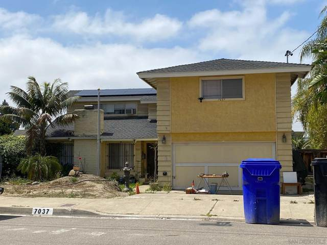 7037 Everglades Ave, San Diego, CA 92119 (#210012815) :: Keller Williams - Triolo Realty Group