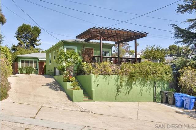 620-22 W Pennsylvania Ave, San Diego, CA 92103 (#210012835) :: The Legacy Real Estate Team