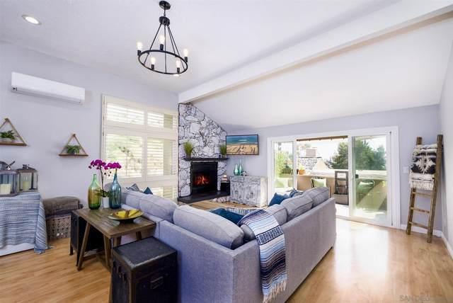 3747 Keating Street #4, San Diego, CA 92110 (#210012861) :: The Legacy Real Estate Team