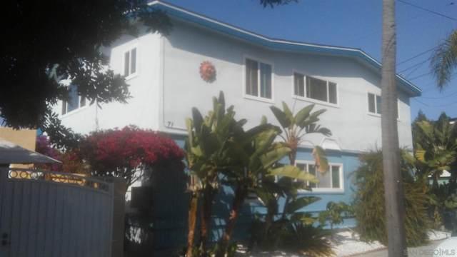 709-711 5th Street, Coronado, CA 92118 (#210012873) :: Dannecker & Associates