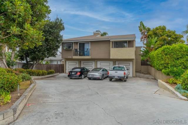 4130 Cleveland Ave #9, San Diego, CA 92103 (#210012885) :: Dannecker & Associates