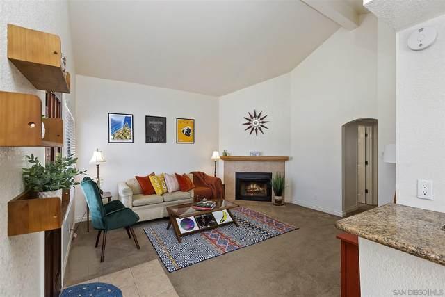 4466 Dawson Ave #7, San Diego, CA 92115 (#210012906) :: The Legacy Real Estate Team