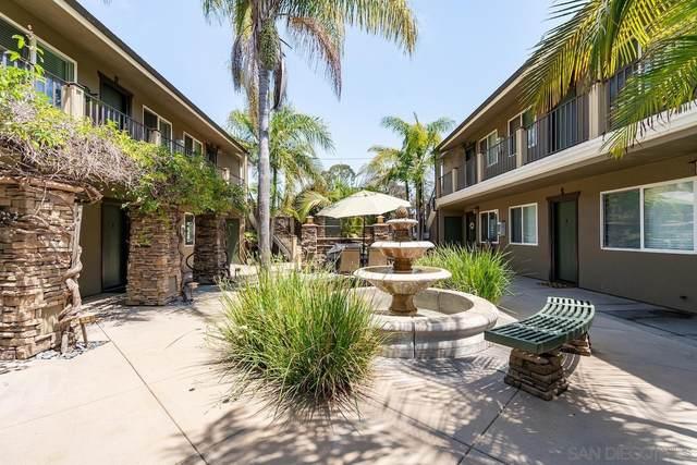 3932 9th Ave., San Diego, CA 92103 (#210012916) :: Dannecker & Associates