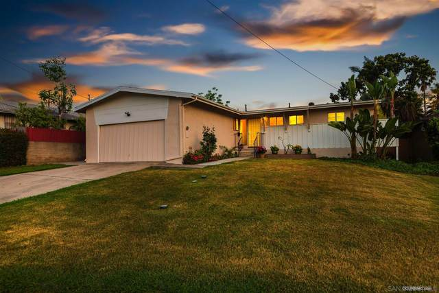 8045 Longdale Dr, Lemon Grove, CA 91945 (#210012921) :: Keller Williams - Triolo Realty Group