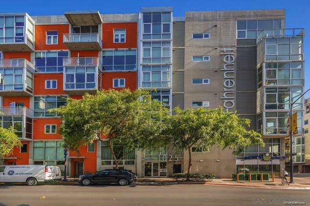 1025 Island Avenue #607, San Diego, CA 92101 (#210012951) :: The Mac Group