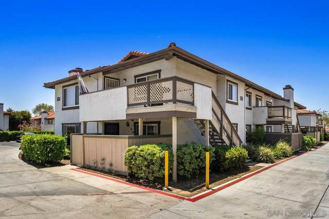 9869 Caspi Gardens Dr #5, Santee, CA 92071 (#210012974) :: The Legacy Real Estate Team
