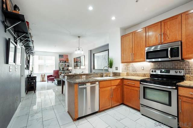 350 K Street #311, San Diego, CA 92101 (#210012986) :: Dannecker & Associates
