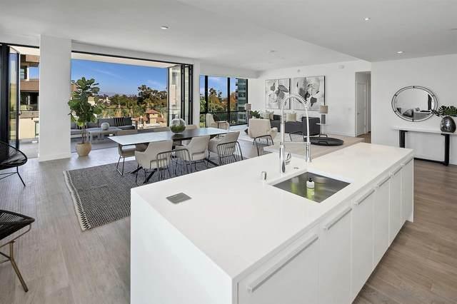 2604 5th Ave #701, San Diego, CA 92103 (#210013005) :: Dannecker & Associates