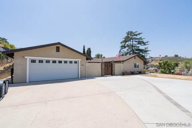 1953 La Cresta Road, El Cajon, CA 92021 (#210013016) :: The Legacy Real Estate Team