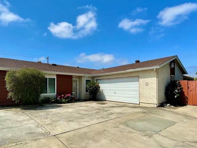 650 Trenton St, El Cajon, CA 92019 (#210013019) :: The Legacy Real Estate Team
