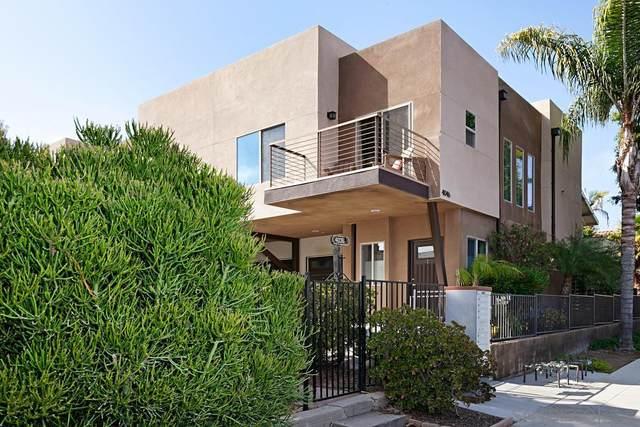 4046 Centre St. #1, San Diego, CA 92103 (#210013027) :: Dannecker & Associates