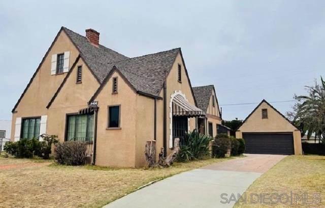 4408 Brighton Ave, San Diego, CA 92107 (#210013032) :: Dannecker & Associates