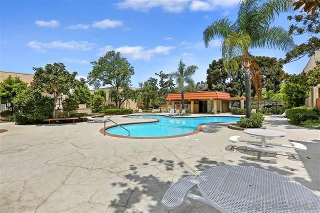 6755 Alvarado Rd #4, San Diego, CA 92120 (#210013043) :: The Legacy Real Estate Team