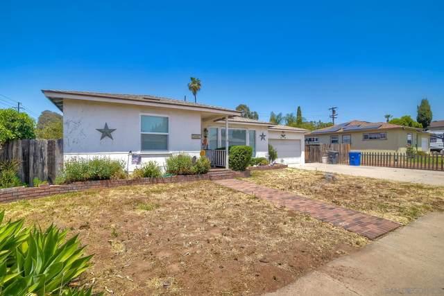 1106 Mary St, El Cajon, CA 92021 (#210013045) :: The Legacy Real Estate Team