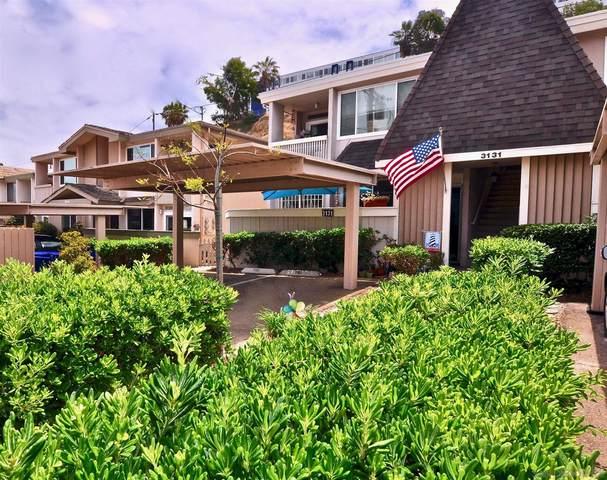 3131 Groton Way #1, San Diego, CA 92110 (#210013051) :: The Legacy Real Estate Team