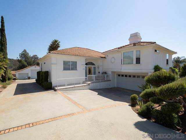 23911 Berryessa Ct, Ramona, CA 92065 (#210013052) :: The Legacy Real Estate Team