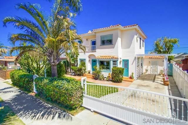 4684 Saratoga, Ocean Beach, CA 92107 (#210013082) :: Dannecker & Associates