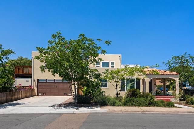 7166 Colony Rd, La Mesa, CA 91942 (#210013089) :: Wannebo Real Estate Group