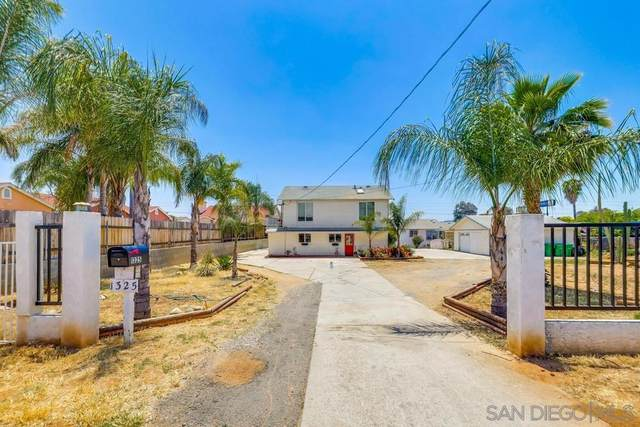 1325 Marline Ave, El Cajon, CA 92021 (#210013095) :: Wannebo Real Estate Group