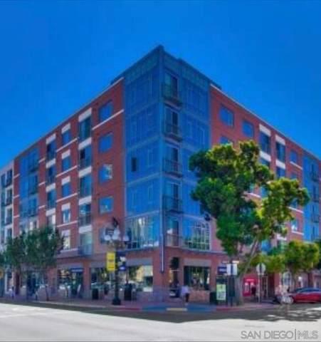 445 Island #602, San Diego, CA 92101 (#210013136) :: Zember Realty Group