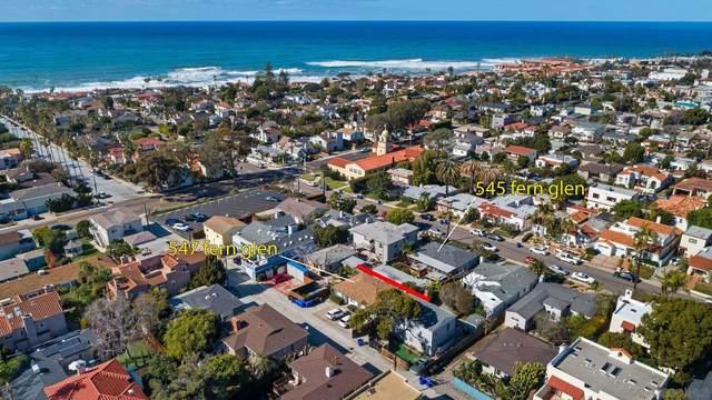 545-547 Fern Glen, La Jolla, CA 92037 (#210013149) :: Keller Williams - Triolo Realty Group