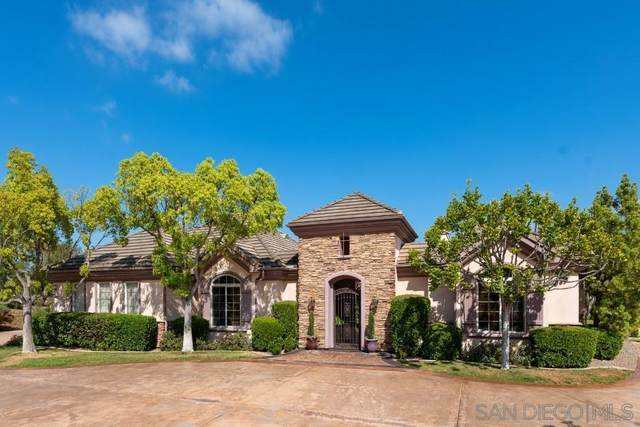 14032 Lake Poway Rd, Poway, CA 92064 (#210013159) :: The Stein Group