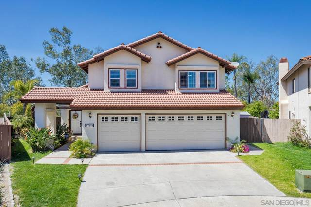 11650 Corte Guera, San Diego, CA 92128 (#210013172) :: San Diego Area Homes for Sale